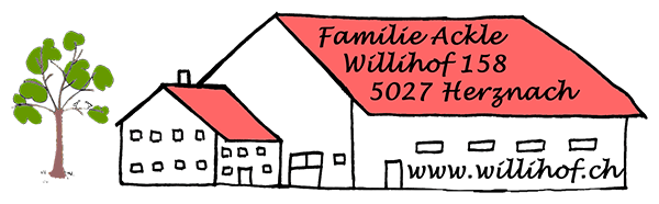 Familie Ackle, Willihof 158, 5027 Herznach